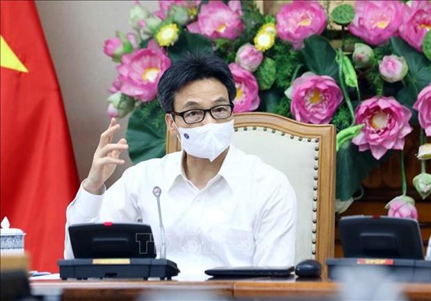 Pho Thu tuong Vu Duc Dam: Bao dam an toan khi hoc sinh quay tro lai truong hoc hinh anh 2