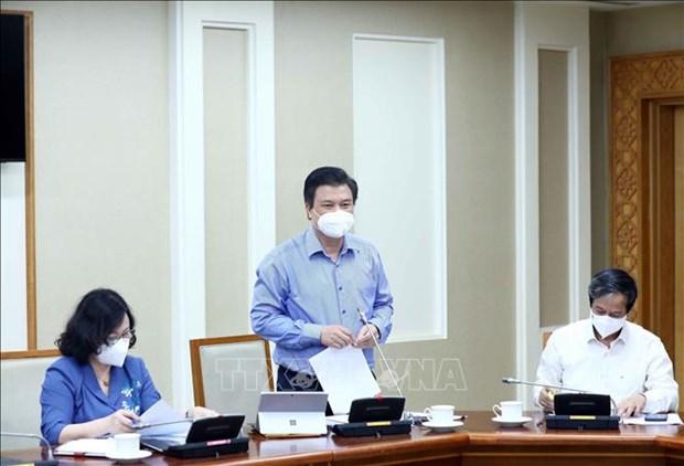 Pho Thu tuong Vu Duc Dam: Bao dam an toan khi hoc sinh quay tro lai truong hoc hinh anh 3