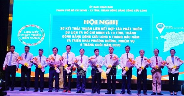 Lien ket hop tac phat trien du lich Thanh pho Ho Chi Minh va 13 tinh, thanh Dong bang song Cuu Long hinh anh 3