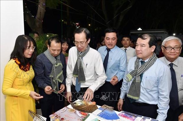 Khai mac Ngay hoi du lich Thanh pho Ho Chi Minh lan thu 16 - nam 2020 hinh anh 2