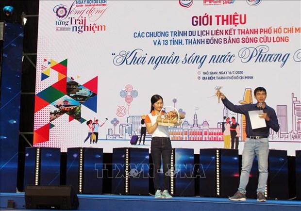 "Co hoi ""san"" tour du lich moi, gia re tai Ngay hoi du lich Thanh pho Ho Chi Minh hinh anh 3"