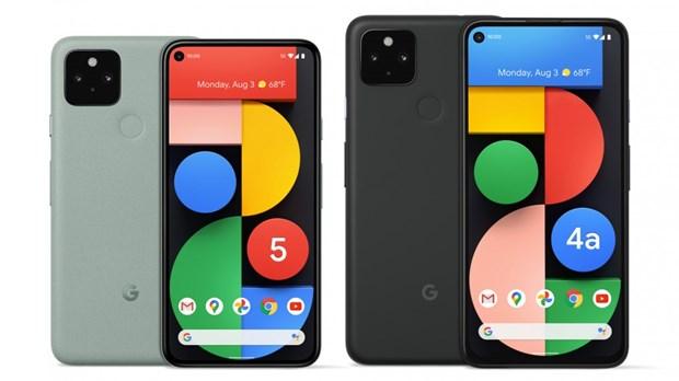 Google ចេញទរសពទ Pixcel ថមមានបរពនធអនធណេត 5G hinh anh 1