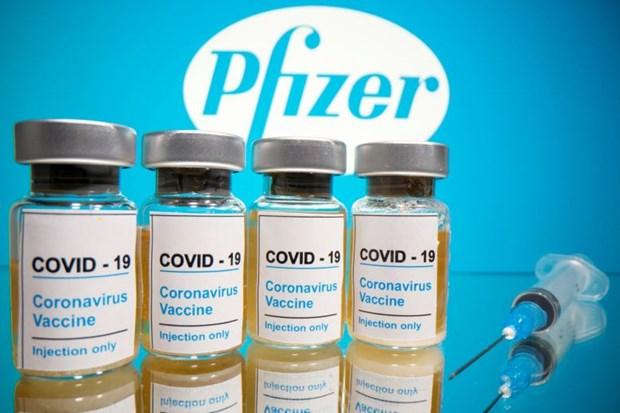 វាកសាងកវដ-១៩៖ វាកសាងរបស Pfizer មានបរសទធភាពលើ ៩០% hinh anh 1