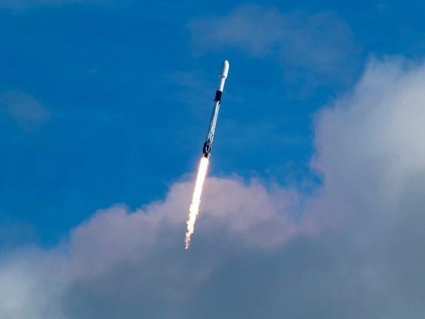 SpaceX បបែកឯតទគគកមមពភពលោកដោយបានបញជនផកាយរណប ១៤៣ គរឿង ទៅទអវកាសតាមរកកែតតែមយ hinh anh 2