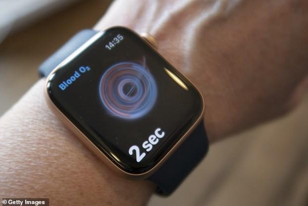 Apple អាចនងបនថែមឧបករណចាបសញញា ដើមបតាមដានកមរតជាតសករកនងឈាមនងជាតអាលកលកនងនាឡកាឆលាត Apple Watch សេរថម hinh anh 1