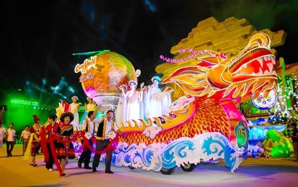 越南国家级非物质文化遗产节首次在宣光省份举行举行 hinh anh 1