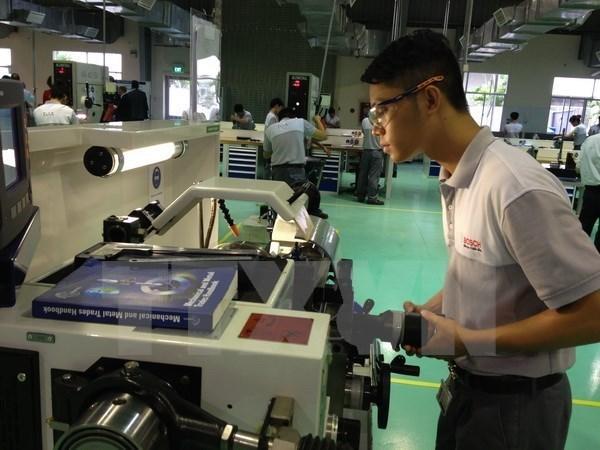 越南与日本推进辅助工业合作 hinh anh 1