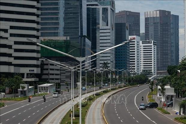 印尼人民对该国经济前景持悲观态度 hinh anh 1