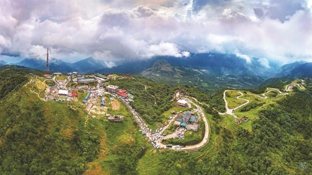 2020年母山旅游节如约而至 助推谅山省旅游业发展 hinh anh 2