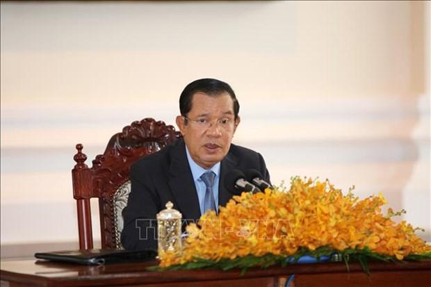 柬埔寨内阁通过《国有资产管理法》草案 hinh anh 1