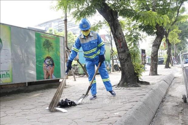 河内市民和热爱河内者对改善河内生活环境做出承诺 hinh anh 2