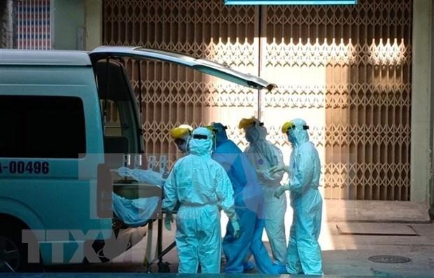 越南确认第416例确诊新冠肺炎病例 hinh anh 1