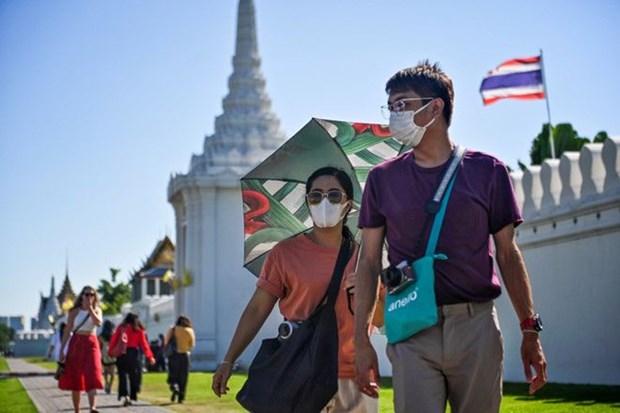 新冠肺炎疫情:泰国经济在东盟与中日韩各国中出现最大降幅 hinh anh 1