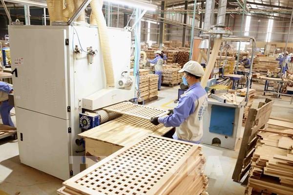 越南林产品出口增长10%以上 hinh anh 2