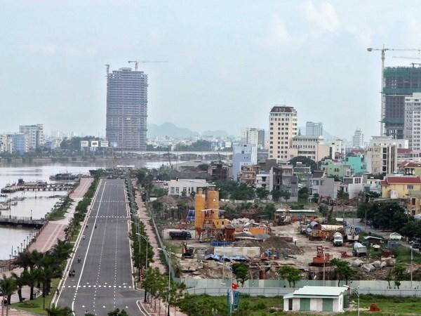 岘港市加强防疫措施 尽快恢复正常生产 hinh anh 1