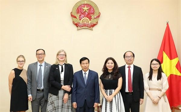 越南与瑞典致力加强文体旅游领域合作 hinh anh 2