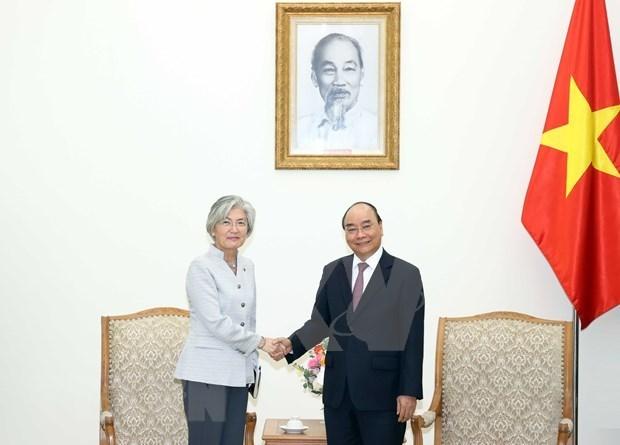 政府总理阮春福:为韩国专家和管理人员入境越南开展投资经营创造一切条件 hinh anh 1