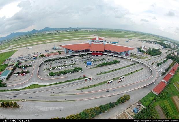 越南航空局建议缩短内排机场跑道升级改造的关闭时间 hinh anh 1