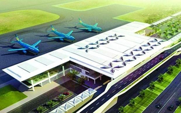 越南航空局提请交通运输部批准投资总额逾8万亿越盾的广治机场建设规划 hinh anh 1