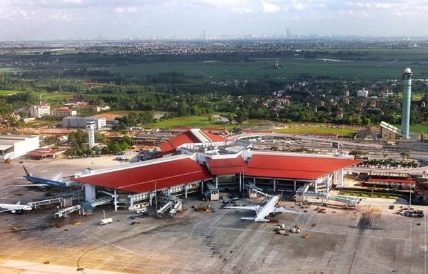 越南航空局建议缩短内排机场跑道升级改造的关闭时间 hinh anh 2
