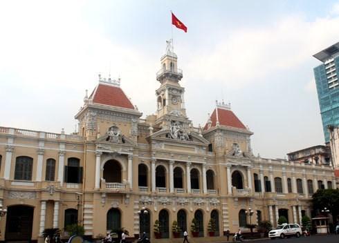 越南政府批准关于胡志明市城市政府模式的决议草案 hinh anh 1