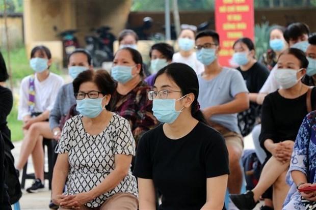 新冠肺炎疫情:越南连续33天无新增本地确诊病例 疫情返单风险依然存在 hinh anh 1