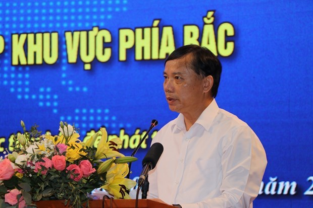 北部企业合作—沟通与发展论坛在和平省举行 hinh anh 2