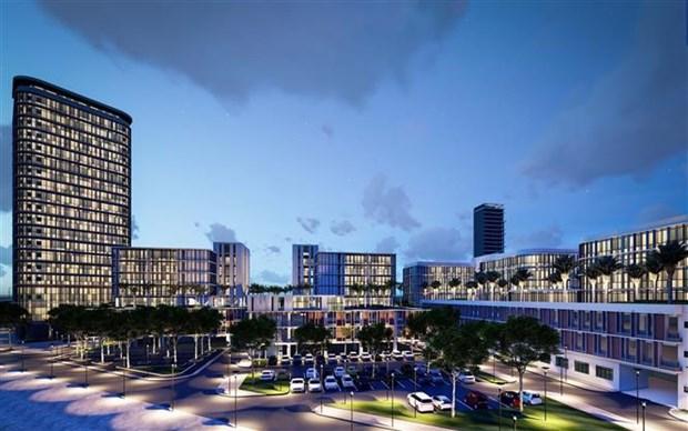 岘港第二号软件园项目动工兴建 hinh anh 2