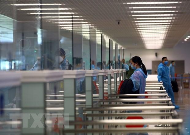 越南新增1例输入性病例 累计确诊病例1145例 hinh anh 1