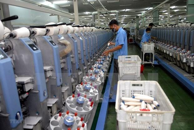 加工制造业占出口总额的84.6% hinh anh 2