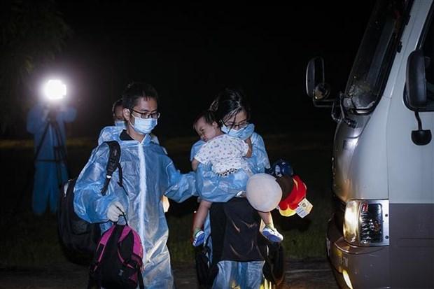 越南无新增新冠肺炎确诊病例 累计确诊病例1168例 hinh anh 1