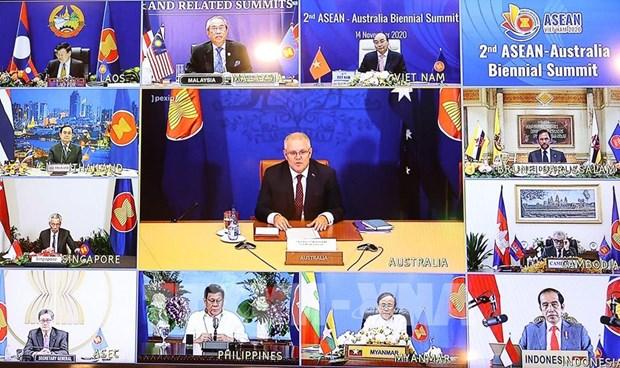 东盟与澳大利亚合作关系为实现《2025年东盟共同体愿景》作出贡献 hinh anh 1