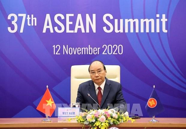 中国专家:越南作为东盟轮值主席国起到重要的组织协调领导作用 hinh anh 1
