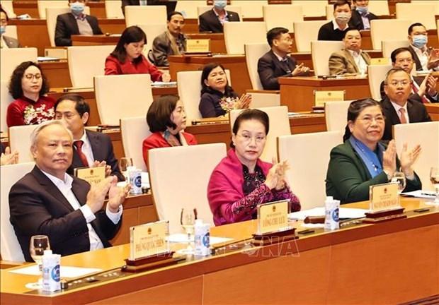 国会主席阮氏金银:越南国会为AIPA做出许多重要贡献 hinh anh 2