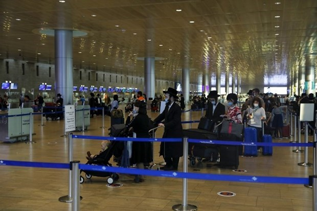 新冠肺炎疫情:将在以色列和阿曼的近250名越南公民接回国 hinh anh 1