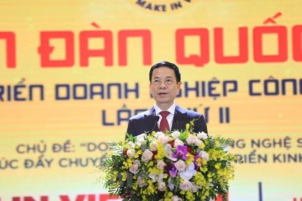 数字化企业率先推进越南数字化转型 hinh anh 2