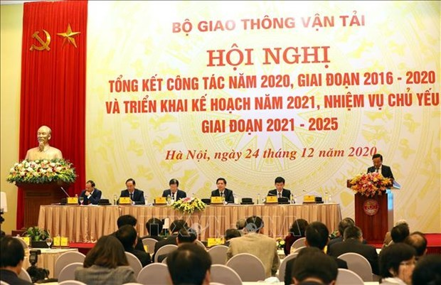 政府副总理郑廷勇:交通发展为新阶段的发展奠定基础 hinh anh 1