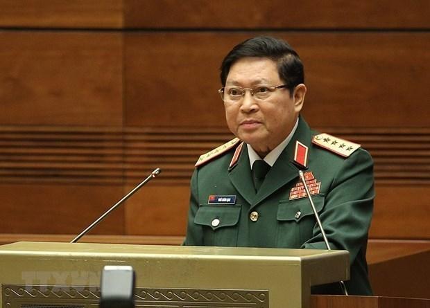 越南与柬埔寨加强防务合作 hinh anh 1