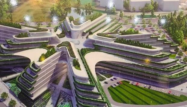 投入逾3236万美元兴建国家创新创业中心 hinh anh 1