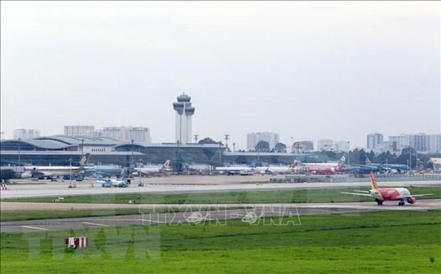新山一国际机场25R跑道将于1月10日投入使用 hinh anh 1