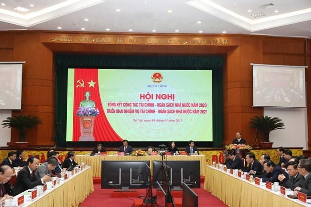 政府总理阮春福:财政部门须激发多种资源活力并使其得到充分利用 hinh anh 2
