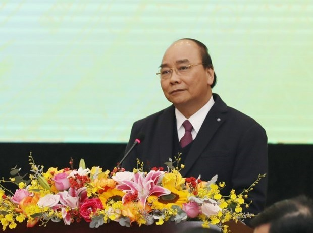政府总理阮春福:财政部门须激发多种资源活力并使其得到充分利用 hinh anh 1