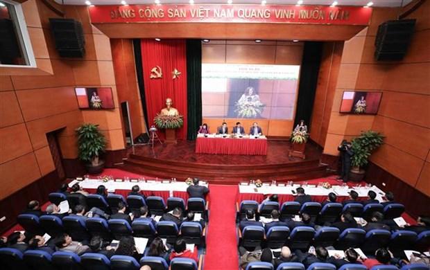 武德儋:越南民族美好的人文价值观在疫情中得到了充分展现和诠释 hinh anh 1