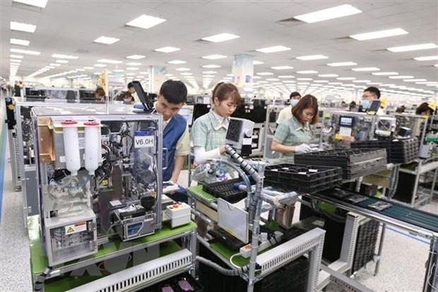 2020年越南电信业总收入超过130万亿越盾 hinh anh 1