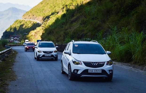2020年12月VinFast的汽车销量逾4000辆 创新纪录 hinh anh 1