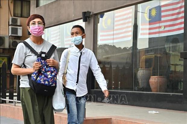 新冠肺炎疫情:马来西亚所有内阁成员进行新冠病毒检测 hinh anh 1