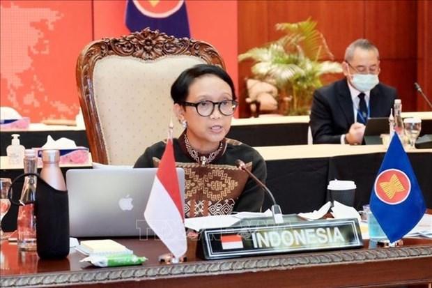 印尼负责建立东盟旅行走廊安排框架的专责小组 hinh anh 1