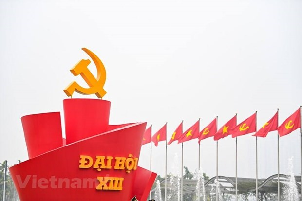 朝鲜劳动党:越共十三大是越南社会主义走向繁荣之路的重要里程碑 hinh anh 1