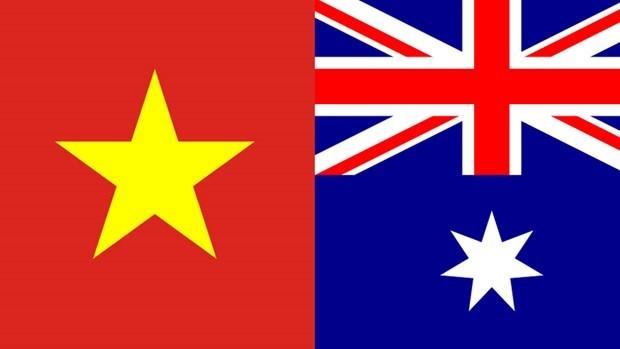 越南领导人就澳大利亚国庆233周年向澳大利亚领导人致贺电 hinh anh 1