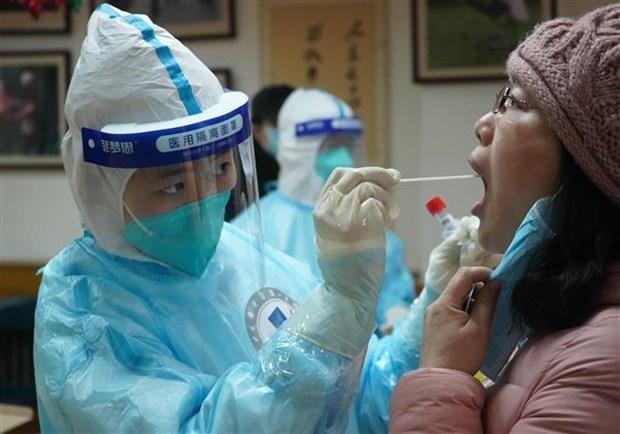 新冠肺炎疫情:越南新增2例确诊均为输入性病例 hinh anh 1